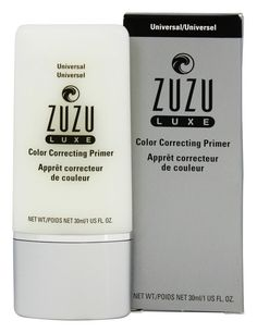 ZuZu Luxe Color Correcting Primer: Universal -- This is an Amazon Affiliate link. Continue to the product at the image link.