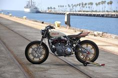 Mule Motorcycles - Flat track, Street Track | caferacerpasion.com