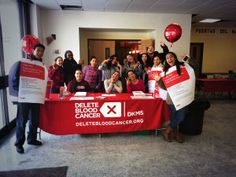 Lawrence, Massachusetts donors were busy getting swabbed and saving lives! Want to organize your own donor drive? CLICK to learn more!