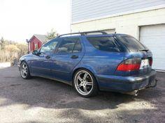 saab+wagon | Saab 9-5 Wagon ja Saab 96 Turbo projektia..