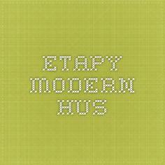Etapy - Modern Hus