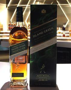 Johnnie Walker Island Green Label