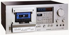 Pioneer CT-920 3 head tape deck