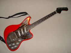 Framus Strato de Luxe E- Gitarre guitar 1964 in Musikinstrumente, Vintage Musikinstrumente, Vintage Gitarren & Bässe | eBay