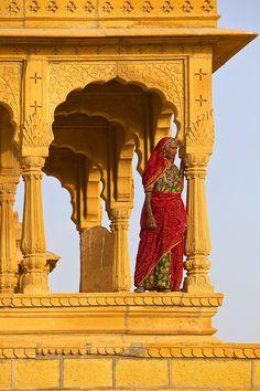 Royal Concubine Tombs, Jaisalmer
