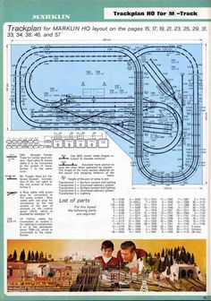 Track Layout Ideas for Your Model Train N Scale Train Layout, Ho Train Layouts, Lionel Trains Layout, Train Info, Escala Ho, Model Railway Track Plans, N Scale Model Trains, Train Posters, Lego Trains