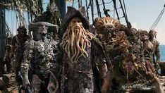Pirates of the Caribbean: Dead Man's Chest (2006) - Movie stills and photos