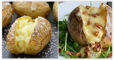 Rezepte für Ofenkartoffeln