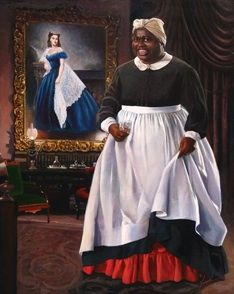Mammy Gone with the Wind, I loved her red petticoat
