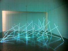 artist lighting installations - Google Search