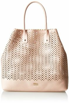 Furla Melissa L Tote Shoulder Bag,Magnolia,One Size FURLA, To SEE or BUY just CLICK on AMAZON right here  http://www.amazon.com/dp/B00IJ3YSWQ/ref=cm_sw_r_pi_dp_s5eytb0G5ZGBWYCE
