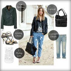 Street Fashion | Street Style Paris – Casual