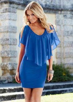 La robe bleue 30€