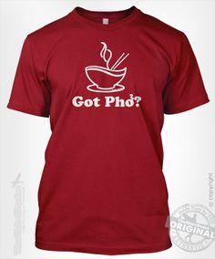 Habe Pho (original) - süße vietnamesische Speisen Geschenkidee asiatische Rindfleisch-Nudel-Suppenschüssel Vietnam Kultur Restaurant Reisen, Tshirt, T-shirt, t-shirt auf Etsy, 11,13€