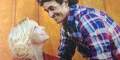 Ruta de amor: Carina Zampini habló de su nueva novela con Sebastián Estevanez http://www.ratingcero.com/c107140