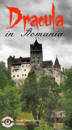 "The story of Dracula in Romania. The fact and fiction of Bram Stoker's Count Dracula. Vlad Tepes "" The Impaler"" and sites in Romania to visit on your vampire hunt. Halloween Special from Simple Life Romania and World Travel Family. Travel Couple, Family Travel, Budapest, Transylvania Romania, Transylvania Dracula, Dracula Castle, Visit Romania, Travel Nursery, Romania Travel"