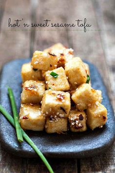 Hot 'n Sweet Sesame Tofu | 26 Recipes That Will Make You Love Tofu