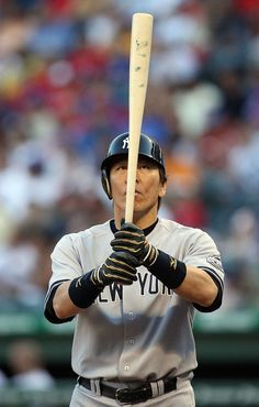 ヤンキースは首位に立ち、松井秀喜は連続弾でお立ち台に立った日~一応ダブルおめでただが相場観はbearish~ - なりぽん@厭離庵