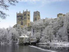 Durham, UK #MyPerfectChristmasParty
