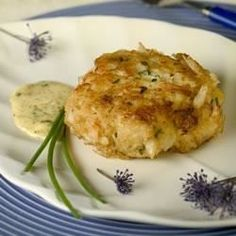 Crab Cakes III - Allrecipes.com.RAVE reviews! Calls for 4 lbs of crab and not easy to cut down recipe, but would be great for a party