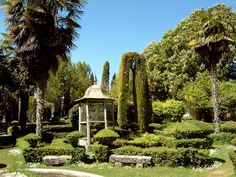 Jardines de Brihuega,Guadalajara