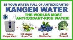 Water For Health, Healthy Water, Healthy Drinks, Ionised Water, Water Fight, Skin Burns, Kangen Water, Safe Drinking Water, World Water