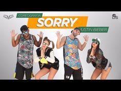 Sorry - Justin Bieber Cia. Daniel Saboya (Coreografia) - YouTube
