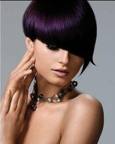 <3 purple sassoon