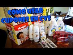 COMO USAR CUPONES EN CVS - YouTube