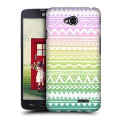 HEAD CASE DESIGNS AZTEC TREND MIX CASE COVER FOR LG L70 D320
