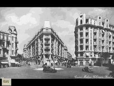 Soliman Pasha Street, Downtown Cairo, c. 1930's