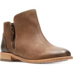 094dc18a490 Clarks Women s Maypearl Juno Ankle Booties - Brown 8M