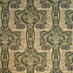 Celtic Knot fabric. Beautiful for table runners and pillows.