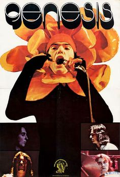 Scenes from Revelation: Stunning early live Genesis performances with Peter Gabriel | Dangerous Minds