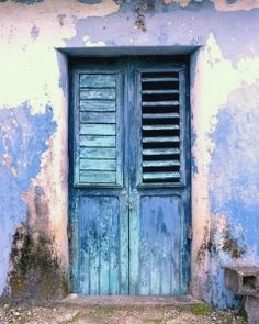 Louvered Door ; Cozumel, Mexico by thomas mayberry (Mayberry) ~  x