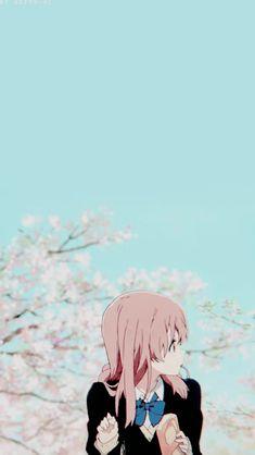 Shoko- a silent voice Wallpaper Animes, Cute Anime Wallpaper, Animes Wallpapers, Cute Wallpapers, Koe No Katachi Anime, A Silent Voice Anime, Baby Popo, Manga Anime, Anime Art