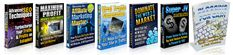 Discover how you can dominate the internet by giving away these free plr ebooks.
