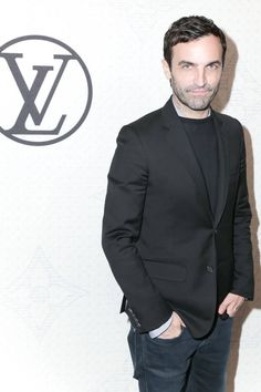 Nicolas Ghesquiere and others celebrated the Louis Vuitton's 160th anniversary.