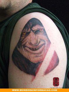 star wars tattoos | Pin Darth Sidious Tattoo picture to pinterest.