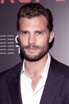 Jamie Dornan on the red carpet for the Anthropoid premiere in NY - 4 August 2016 Click on for more Anthropoid info or Appearances lovefiftyshades.com | twitter | instagram | pinterest | youtube