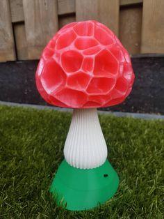 Mushroom Lamp by Kevin Moors