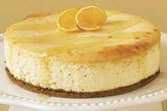 Orange-Honey Cheesecake recipe