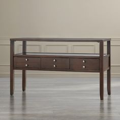 Found it at Wayfair - Millville Console Table