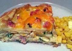 Baked Spanish Potato Omelette Recipe -  Very Delicious. You must try this recipe!