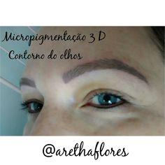 Micropigmentação. 3D
