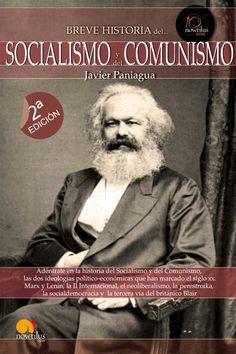 Portada Breve historia del Socialismo y del Comunismo