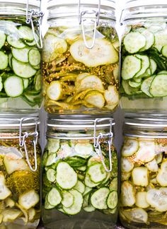 Vegetarian Recipes, Cooking Recipes, Swedish Recipes, Dinner Is Served, Food Inspiration, Pickles, Cucumber, Side Dishes, Food And Drink