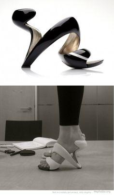 Amazing Shoe Design.