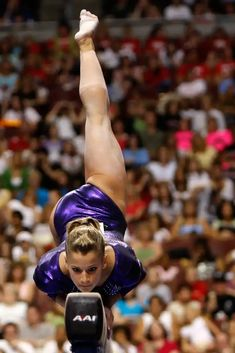 Alicia Sacramone competes on the balance beam during day four of the 2008 U. Olympic Team Trials for gymnastics at the Wachovia Center on June 2008 in Philadelphia, Pennsylvania. Elite Gymnastics, Gymnastics Photography, Gymnastics Pictures, Artistic Gymnastics, Olympic Gymnastics, Olympic Team, Gymnastics Girls, Gymnastics Leotards, Alicia Sacramone