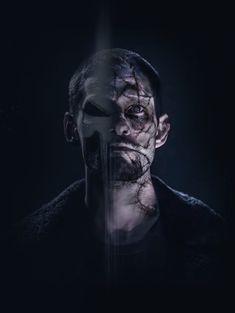 Daredevil Punisher, Punisher Season 2, Mcu Marvel, Marvel Villains, Marvel Characters, Marvel Comics, Marvel Cartoons, Comic Pictures, Comic Pics